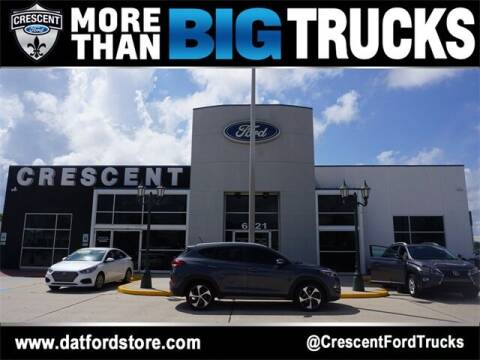 2017 Hyundai Tucson for sale at Crescent Ford in Harahan LA