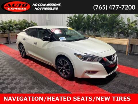 2016 Nissan Maxima for sale at Auto Express in Lafayette IN