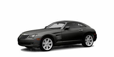 2006 Chrysler Crossfire for sale at MG Autohaus in New Caney TX