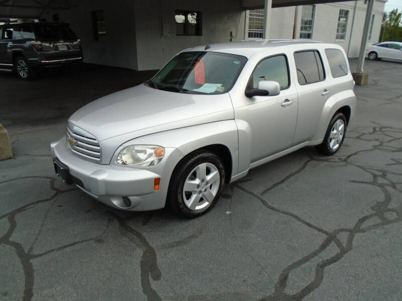 2011 Chevrolet HHR for sale at PIEDMONT CUSTOM CONVERSIONS USED CARS in Danville VA