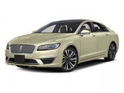 2017 Lincoln MKZ for sale at Auto Finance of Raleigh in Raleigh NC