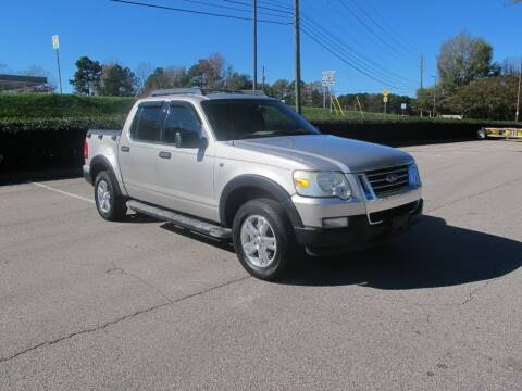 2007 Ford Explorer Sport Trac for sale at Best Import Auto Sales Inc. in Raleigh NC