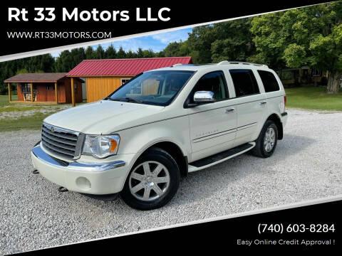 2009 Chrysler Aspen for sale at Rt 33 Motors LLC in Rockbridge OH