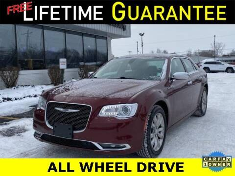 2019 Chrysler 300 for sale at Vicksburg Chrysler Dodge Jeep Ram in Vicksburg MI