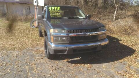 2006 Chevrolet Colorado for sale at IMPORT MOTORSPORTS in Hickory NC