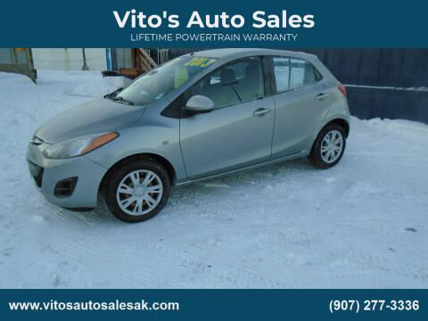 2013 Mazda MAZDA2 for sale at Vito's Auto Sales in Anchorage AK