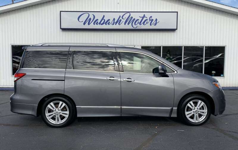 2015 Nissan Quest for sale at Wabash Motors in Terre Haute IN