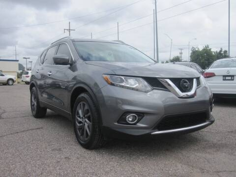 2016 Nissan Rogue for sale at T & D Motor Company in Bethany OK