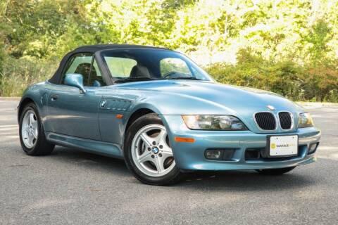 1996 BMW Z3 for sale at Vantage Auto Group - Vantage Auto Wholesale in Moonachie NJ