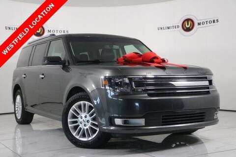 2019 Ford Flex for sale at INDY'S UNLIMITED MOTORS - UNLIMITED MOTORS in Westfield IN