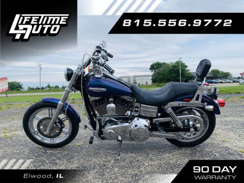 2010 Harley-Davidson FXDC Dyna Super Glide Custom for sale at Lifetime Auto in Elwood IL