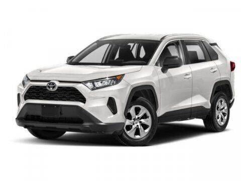2019 Toyota RAV4 for sale at HILAND TOYOTA in Moline IL