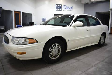 2005 Buick LeSabre for sale at iDeal Auto Imports in Eden Prairie MN