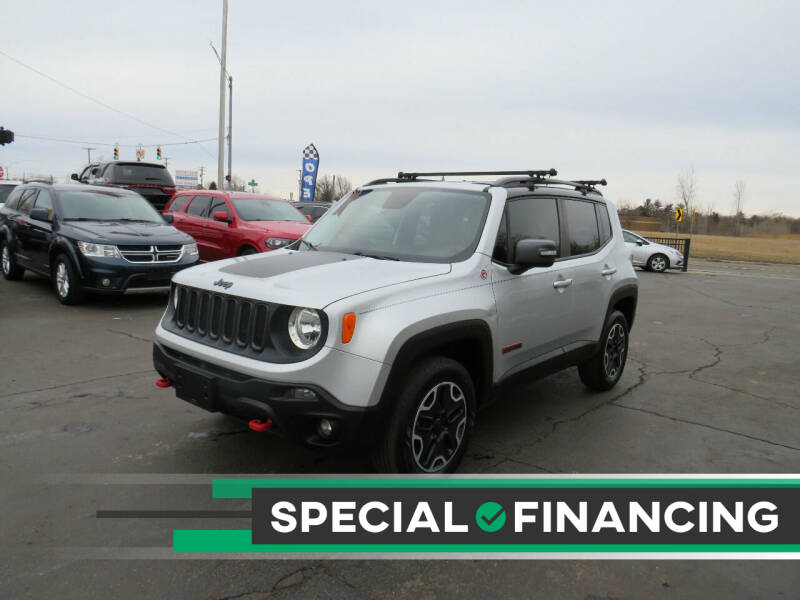2015 Jeep Renegade for sale at A to Z Auto Financing in Waterford MI