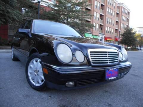 1999 Mercedes-Benz E-Class for sale at H & R Auto in Arlington VA