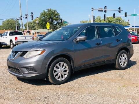 2016 Nissan Rogue for sale at Posen Motors in Posen IL