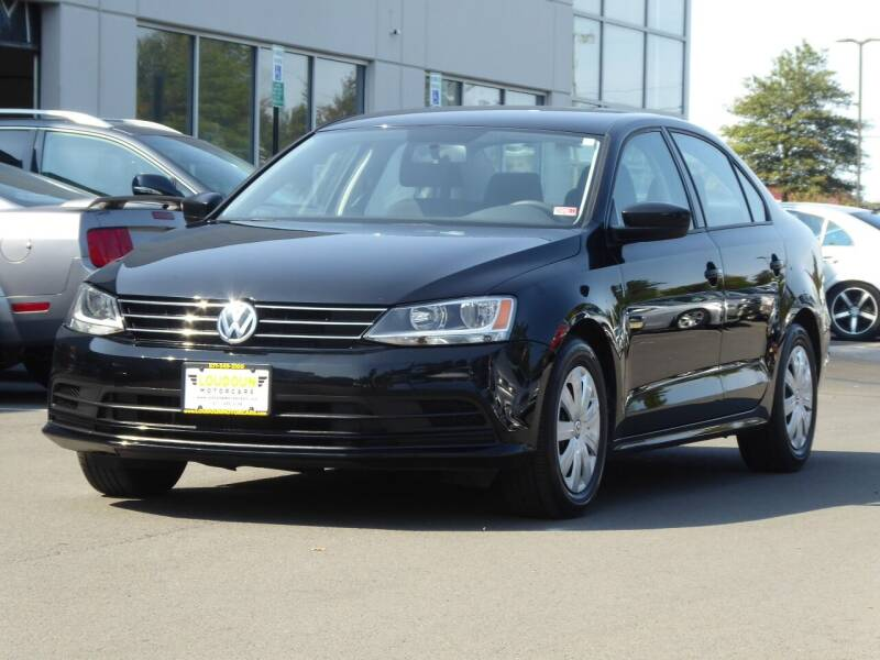 2016 Volkswagen Jetta for sale at Loudoun Motor Cars in Chantilly VA