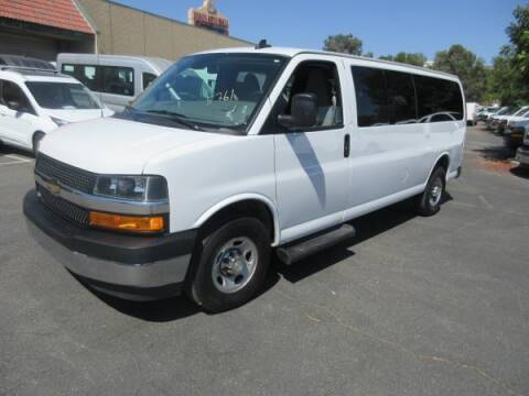 2019 Chevrolet Express Passenger for sale at Norco Truck Center in Norco CA