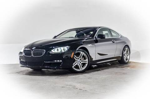 2013 BMW 6 Series for sale at CarXoom in Marietta GA