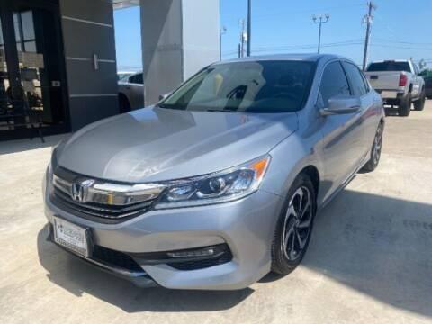 2017 Honda Accord for sale at Eurospeed International in San Antonio TX