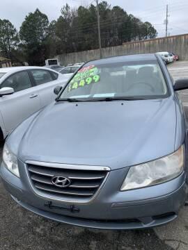 2010 Hyundai Sonata for sale at J D USED AUTO SALES INC in Doraville GA