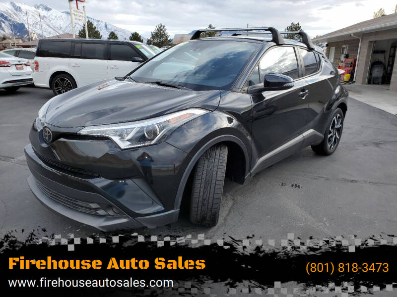 2018 Toyota C-HR for sale at Firehouse Auto Sales in Springville UT
