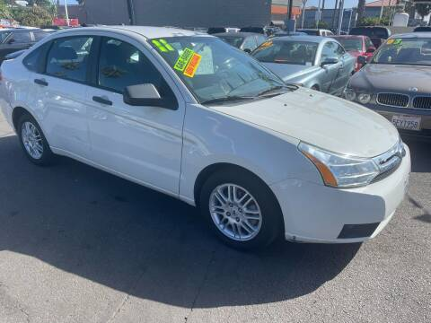 2011 Ford Focus for sale at North County Auto in Oceanside CA