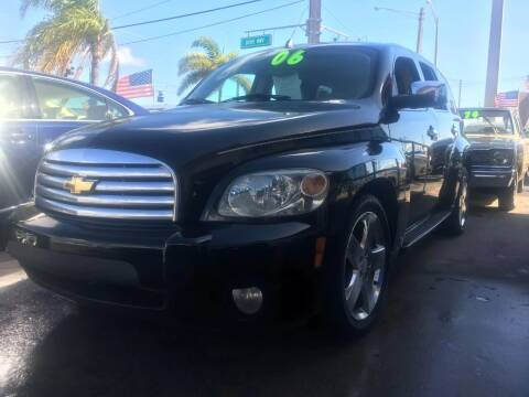 2006 Chevrolet HHR for sale at TOP TWO USA INC in Oakland Park FL