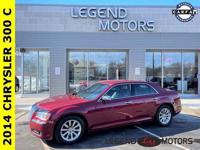 2014 Chrysler 300 for sale at Legend Motors of Waterford in Waterford MI