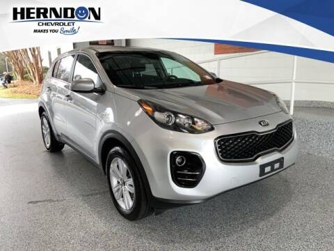 2019 Kia Sportage for sale at Herndon Chevrolet in Lexington SC