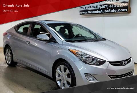 2012 Hyundai Elantra for sale at Orlando Auto Sale in Orlando FL