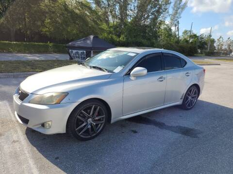 2007 Lexus IS 250 for sale at Best Auto Deal N Drive in Hollywood FL