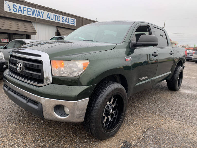2013 Toyota Tundra for sale at Safeway Auto Sales in Horn Lake MS