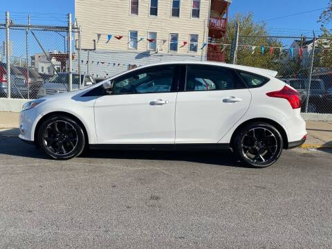 2014 Ford Focus for sale at G1 Auto Sales in Paterson NJ