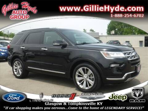 2018 Ford Explorer for sale at Gillie Hyde Auto Group in Glasgow KY