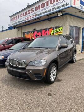 2013 BMW X5 for sale at First Class Motors in Greeley CO