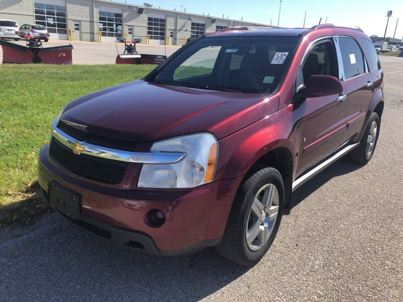 2008 Chevrolet Equinox for sale at Sonny Gerber Auto Sales in Omaha NE