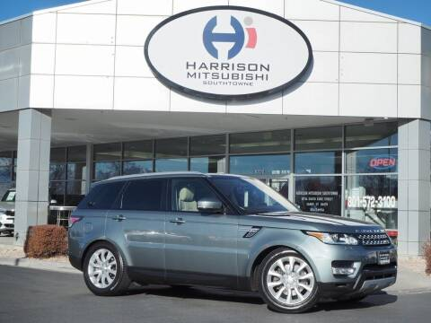 2016 Land Rover Range Rover Sport for sale at Harrison Imports in Sandy UT