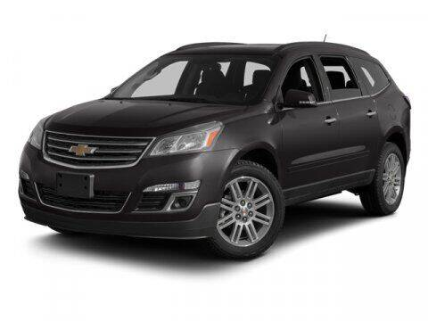 2013 Chevrolet Traverse for sale at HILAND TOYOTA in Moline IL