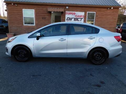 2016 Kia Rio for sale at Super Cars Direct in Kernersville NC