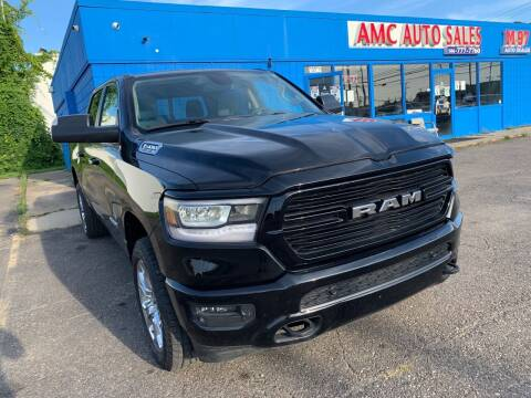 2019 RAM Ram Pickup 1500 for sale at M-97 Auto Dealer in Roseville MI