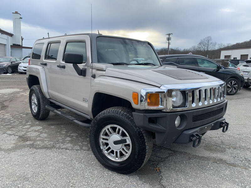 2006 HUMMER H3 for sale at Ron Motor Inc. in Wantage NJ