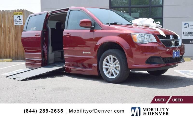 2015 Dodge Grand Caravan for sale at CO Fleet & Mobility in Denver CO