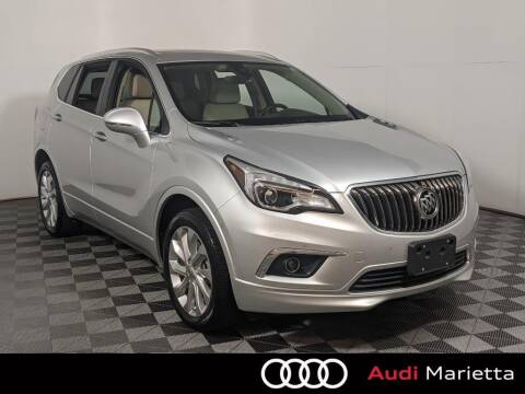 2016 Buick Envision for sale at CU Carfinders in Norcross GA