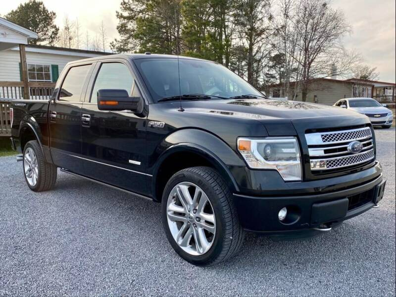 2014 Ford F-150 for sale at Real Deals of Florence, LLC in Effingham SC