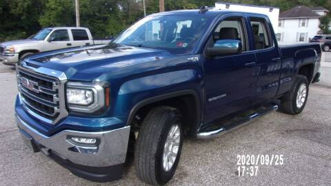 2017 GMC Sierra 1500 for sale at Allen's Pre-Owned Autos in Pennsboro WV
