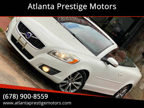 2012 Volvo C70 for sale at Atlanta Prestige Motors in Decatur GA