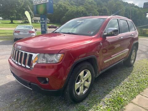 2011 Jeep Grand Cherokee for sale at ABINGDON AUTOMART LLC in Abingdon VA