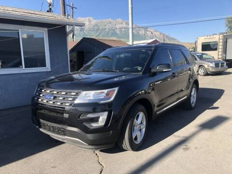 2017 Ford Explorer for sale at Orem Auto Outlet in Orem UT