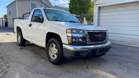 2004 GMC Canyon for sale at Western Star Auto Sales in Chicago IL